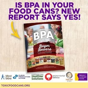 Webinar: BPA Is Still in Food Can Linings - The Long and Winding Road to Safer Alternatives