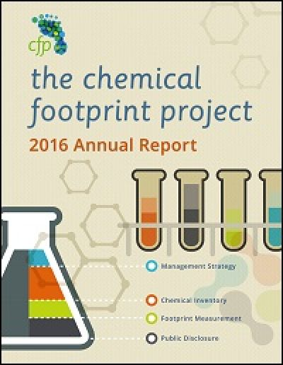 Webinar: The Chemical Footprint Project 2016 Annual Report image