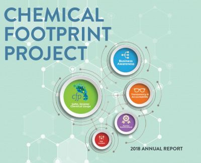 2018 Chemical Footprint Project Annual Report image
