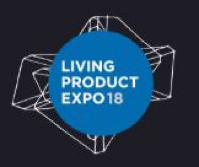Mark Rossi presenting at Living Product Expo 2018 image