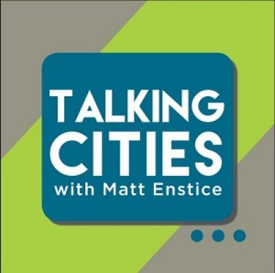 Mark Rossi on BNMC's podcast series, Talking Cities image